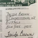 Kris Holmes - The Freida Mae Brown Collection Mix April 2016