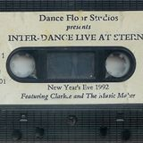 CLARKEE & THE MUSIC MAKER - STERNS -NEW YEARS EVE 1992