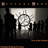 Tour of the Universe - Preshow DJ Set by Martin L. Gore - Part I