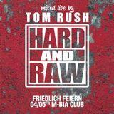 Tom Rush live @HARD and RAW (04.05.2018) M-BIA Club Berlin