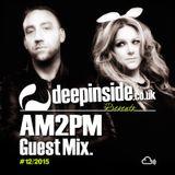 AM2PM is on DEEPINSIDE