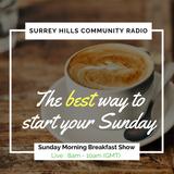 Sunday morning breakfast show - 23 09 2018