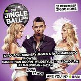Julian Jordan - Live @ 538 Jingle Ball Ziggo Dome Amsterdam (Netherlands) 2013.12.21.