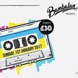 Dave Muska - Bambalan NYD 2017 Classic House Promo Mix