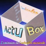 Dyna'Jukebox - Actubox - Jeudi 10 Janvier 2013 By Vénus & Kam