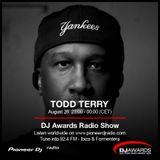 DJ Awards 2016 Radio Show #009 (Todd Terry Guest Mix)