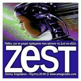 ZeST 27-11-2014 S02E10 Chiptunes @ www.amagiradio.com