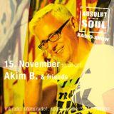 Absolut Soul Show /// 15.11.17 on SOULPOWERfm