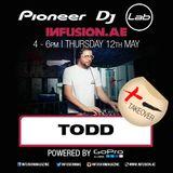 TODD - Plus Minus Takeover - Pioneer DJ Lab