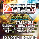 Live @ Trancefusion (Prague, 19-04-2014)