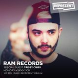 Ram Records w/ Crissy Criss | 14th August 2017