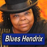 ALEXIS P. SUTER · by Blues Hendrix