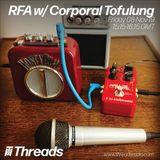 RFA w/ Corporal Tofulung - 08-Nov-19