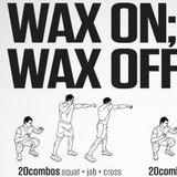The Eclectics + Wax On Wax Off  Vol 6