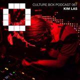 Culture Box Podcast 067 – KIM LAS