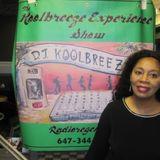Sharon Barnett  on the koolbreeze experience show 3/11/2017