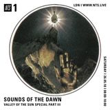Sounds of the Dawn - 26th May 2018
