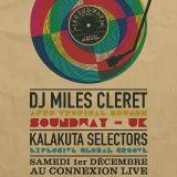 Kalakuta Radio invite Miles Cleret (Soundway records) - Interview + mix