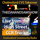 The Dan & Sam Show CVS Takeover @danandsamshow - Dan & Sam - 03/06/14 - Chelmsford Community Radio