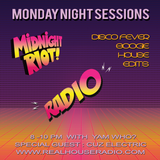 Midnight  Riot Radio Feat CuzElectric and Yam Who? 14/08/2017