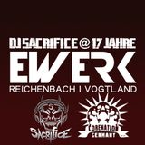 Sacrifice @ 17 Jahre E-Werk Reichenbach 16.12.2017