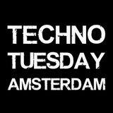 Milos Vujovic @ Techno Tuesday, Melkweg, Amsterdam 29.08.2018