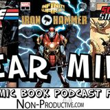 Near Mint – GI Joe: Cobra, Scarlet Strike Force, and Infinity Warps
