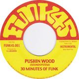 Pushin Wood Soundsystem - 30 Minutes of Funk Mixtape