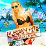 DJ Alex Mega - Russian Hits (spring version) - 2015