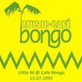Techno Classics /// Café Bongo Heidenau /// 15.07.1995