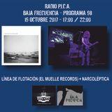 BAJA FRECUENCIA - PROGRAMA 98 - LÍNEA DE FLOTACIÓN + NARCOLEPTICA