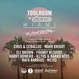 Chus & Ceballos  – Live @ Toolroom In Stereo Miami  [Surfcomber, Miami] 29.03.2019