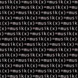 (x)=musik (02.10.18) w/ Laura Not