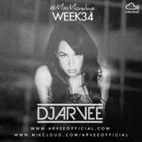 #MixMondays 25/8/14 (WEEK34) *AALIYAH MIX* @DJARVEE