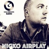 NICKO AIRPLAY   PODCAST  aout 2017  TOTAL GROOVE RADIO