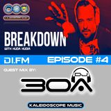 DI.FM - Episode #4 - Breakdown with Huda - Guest Mix by DJ30A