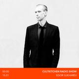Cultkitchen Radio Show – Episode 5: Egor Sukharev