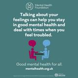 Mental Health Awareness Week mix