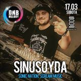 Teaser mix by Sinusoyda for DnB Melody 17.03.2018