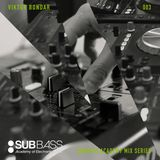 SubBass Academy mix series 003- Viktor Bondar