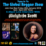 Cee Bee Global Reggae Show 082 26-01-2018