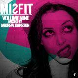 Andrew Johnston - Misfit Vol #09