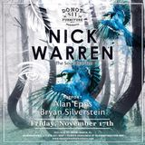 Bryan Silverstein Opening Set for Nick Warren @ Do Not Sit On The Furniture