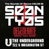 MarQ - Live at The Underground 9.9.16