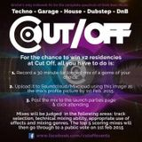 Cut-Off resident DJ competition mix by Louis Robinson