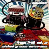 Delicious - Fresh Fruit Vol.13 - Wicked Groove - 29-o3-2o15