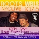 Little Louie Vega & Kevin Hedge – Roots NYC 03-04-2015