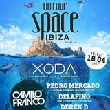 Pedro Mercado B2B Derek D @ Xoda Club Belgium (Space Ibiza On Tour 18/04/'14)