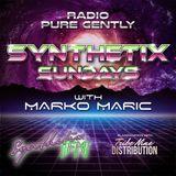 Radio Pure Gently - Synthetix Sundays with Marko Maric - 19-10-2014 - Week 32