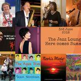 The Jazz Lounge Radio Show on K107fm Community Radio with Grace Black 3rd June 2018